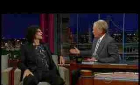 Howard Stern on Letterman