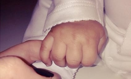 Kendall Jenner Releases Photo of North West: Totes Adorbs!