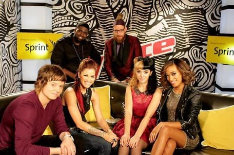 The Voice Final 6
