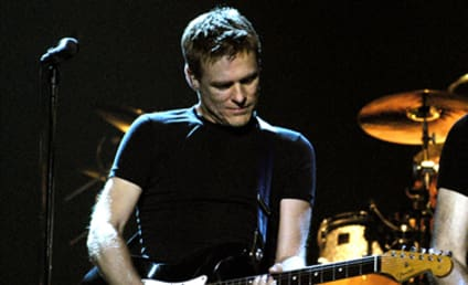 Bryan Adams and Alicia Grimaldi: Expecting!