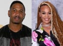 Stevie J and Faith Evans: Married!!