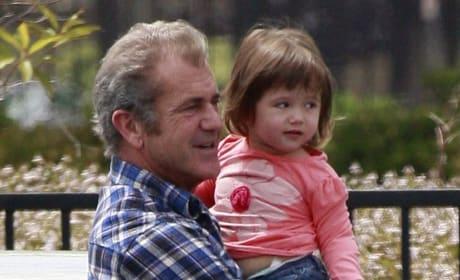 Mel Gibson, Daughter Lucia