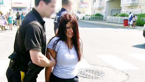 Deena Cortese Arrested