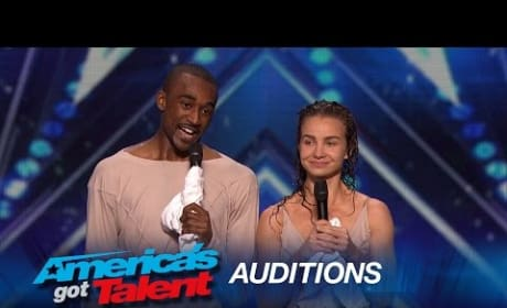 Freckled Sky Earns Golden Buzzer on America's Got Talent