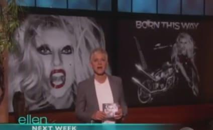 "Lady Gaga Performs ""Judas"" Live on Ellen"