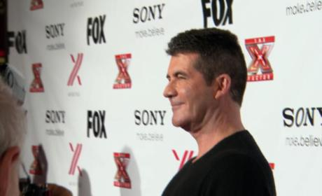Simon Cowell: I'm Proud to Be a Dad