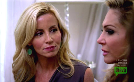Camille Grammer on The Real Housewives