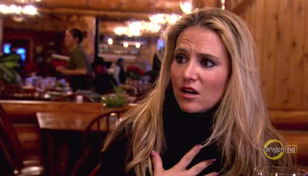 Brooke Mueller, Shocked!