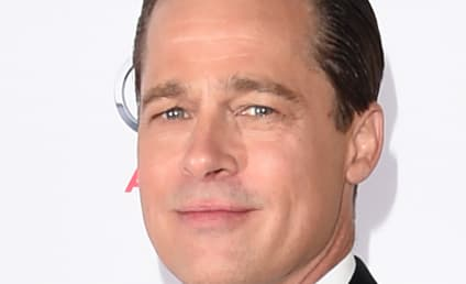 Brad Pitt: When Did He Last See His Kids?!?