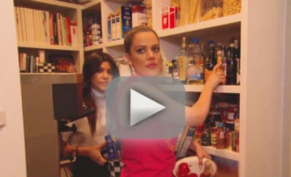 Keeping Up With the Kardashians Season 9 Episode 18 Recap: Khloe is Leading a DOUBLE LIFE!