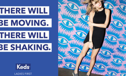 Taylor Swift Keds Campaign: There Will Be Shaking!