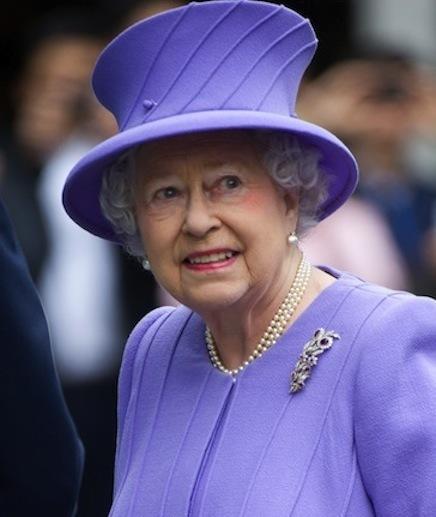 Queen Elizabeth Picture