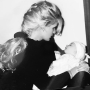 Kim Zolciak, Ariana Biermann Throwback Baby Pic