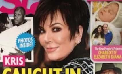 Kris Jenner: Banging Lamar Odom Behind Khloe's Back!?