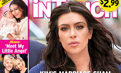 Kim Kardashian and Kanye West: It's Sort of Over After 58 Days!!!