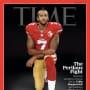 Colin Kaepernick Time Cover