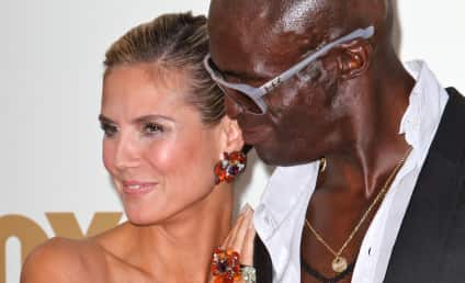 Seal Pushed Heidi Klum in Pre-Divorce Fight, Source Claims