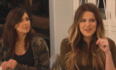 Keeping Up With the Kardashians Clip - Kris' Talk Show
