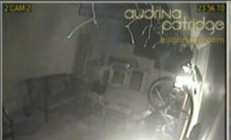 Audrina Patridge Robbed: Surveillance Video