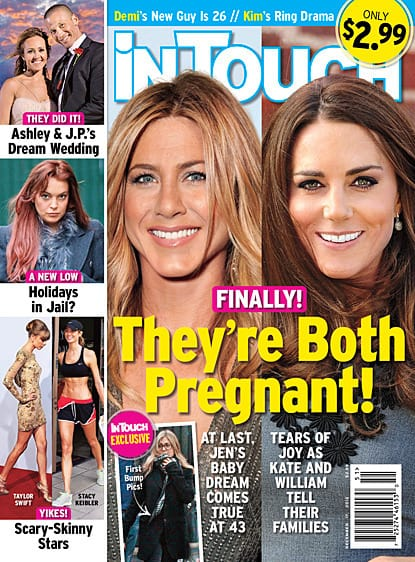 They're Both Pregnant!