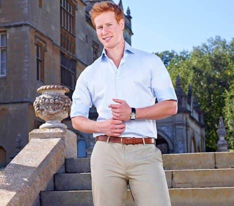 Matthew hicks prince harry lookalike