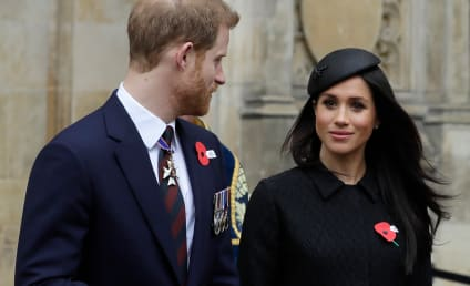 "Meghan Markle to Make ""Bold Feminist Statement"" at Royal Wedding (Report)"