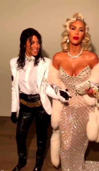 MJ and Madonna?