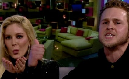 Heidi Montag and Spencer Pratt on Celebrity Big Brother: We Feared For Our Lives!