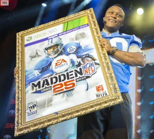 Madden 25 Cover