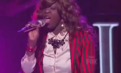 Zoanette Johnson Butchers Tina Turner on American Idol