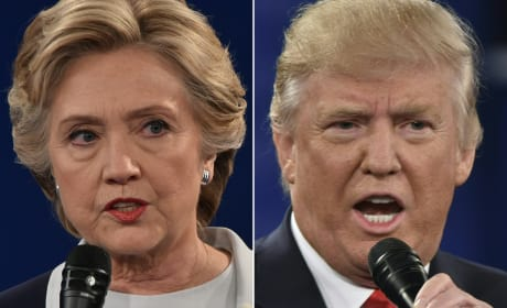 Clinton vs. Trump 2016