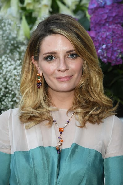 Mischa Barton At Paris Fashion Week