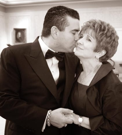 Buddy Valastro, Mom
