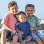Kailyn Lowry, Three Sons on the Beach