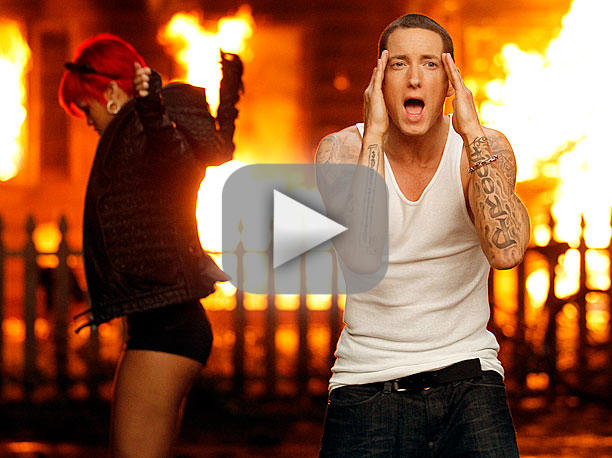 "Eminem and Rihanna - ""Love The Way You Lie"""