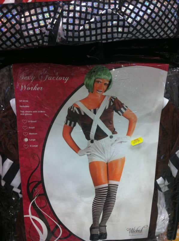 17 halloween costumes woman have somehow made skanky