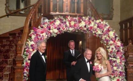Crystal Harris and Hugh Hefner Wedding Pic: Revealed!
