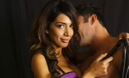 """Farrah Abraham """"Celebrity Sex Tape"""" Highlights: The Erotic Novel of Your Dreams/Nightmares!"""