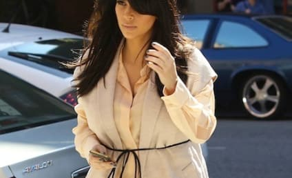 Kim Kardashian Divorce Scenes: Scripted! Phony!