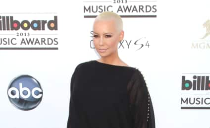 Amber Rose Dons G-String Bikini, Is Decidedly Not Safe for Work