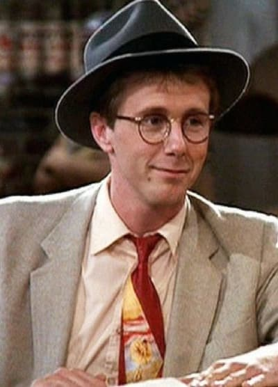 Harry Anderson on Cheers