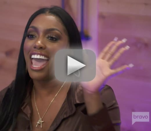Porsha Williams Confesses: I Slept with the Stripper, Okay?!?