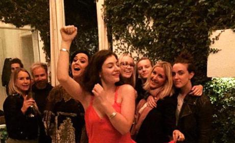 Katy Perry, Lorde, Ellie Goulding