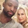 Pilot Jones and Adrienne Maloof