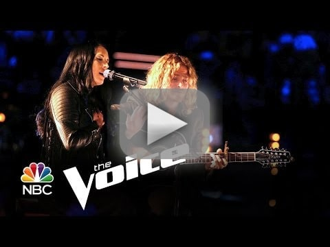 Kat Perkins - Landslide (The Voice)