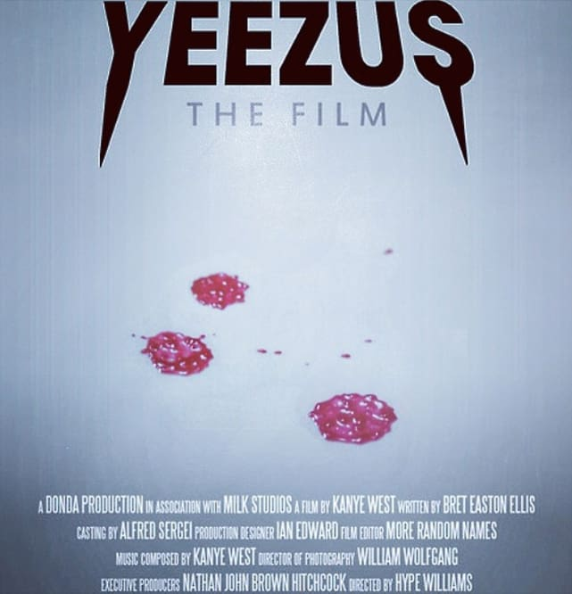 Yeezus Movie Poster