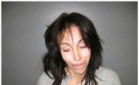 Heidi Fleiss Busted For Growing Marijuana