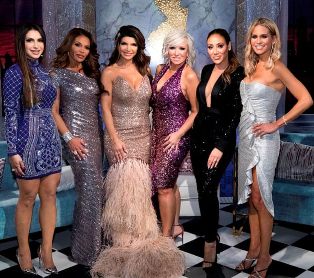 The Real Housewives Of New Jersey What S Covid We Re Ready To Film The Hollywood Gossip