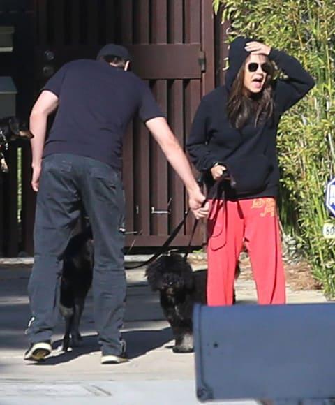 Mila Kunis Angry Photo