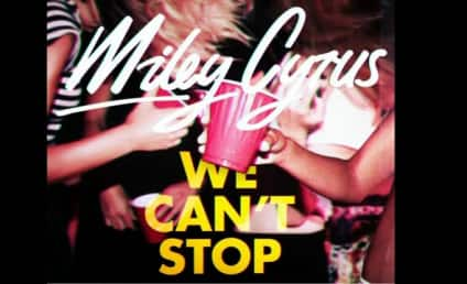 Miley Cyrus Can't Stop, Premieres New Song